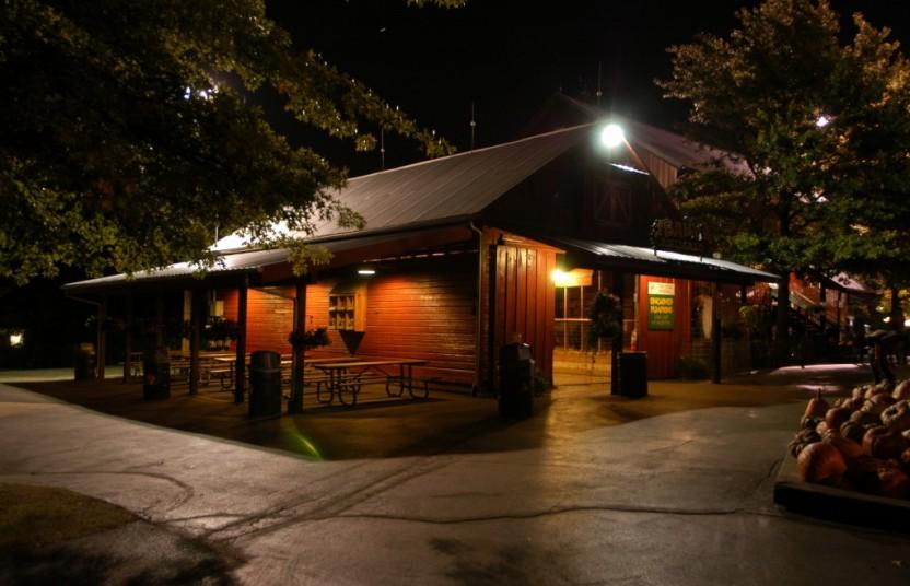 Animal Barn_Night time