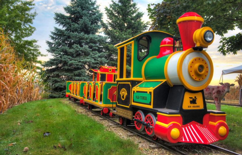 Train Rides 2 Bengtson S Pumpkin Farm
