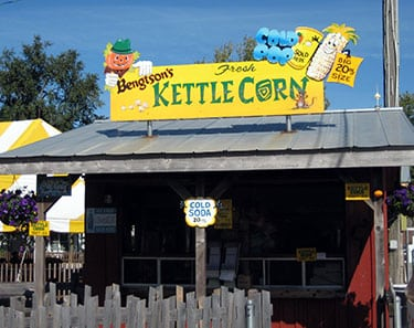 Bengtson Pumpkin Farm Kettle Corn