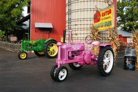 John Deere B Tractors