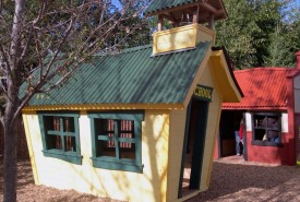 a playhouse school for kids