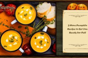 3 More Pumpkin Recipe to Get You Ready for Fall