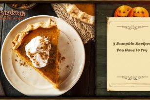 3 Pumpkin Recipes You Have to Try