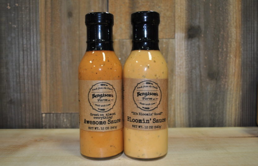 Awesome and Bloomin' Sauces