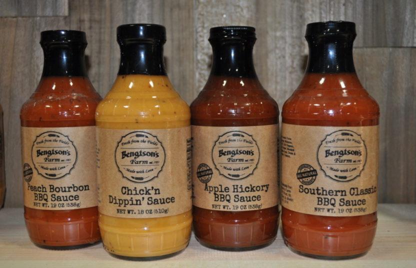 Bengtson's sauces