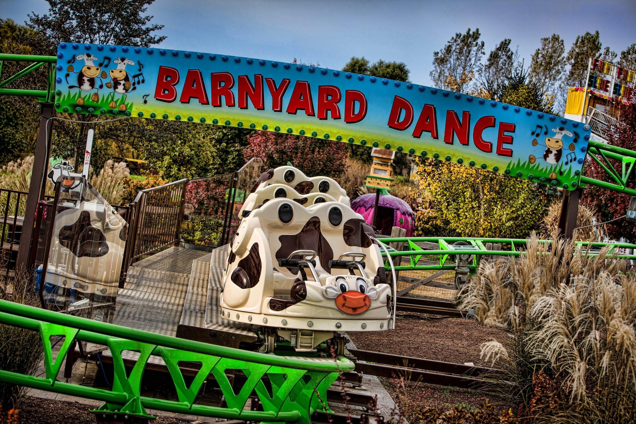 Barnyard Dance SpinCoaster