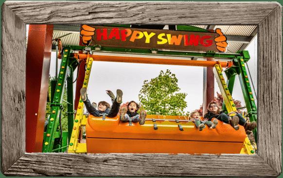 Happy Swing Ride at Bengtson's Pumpkin Farm