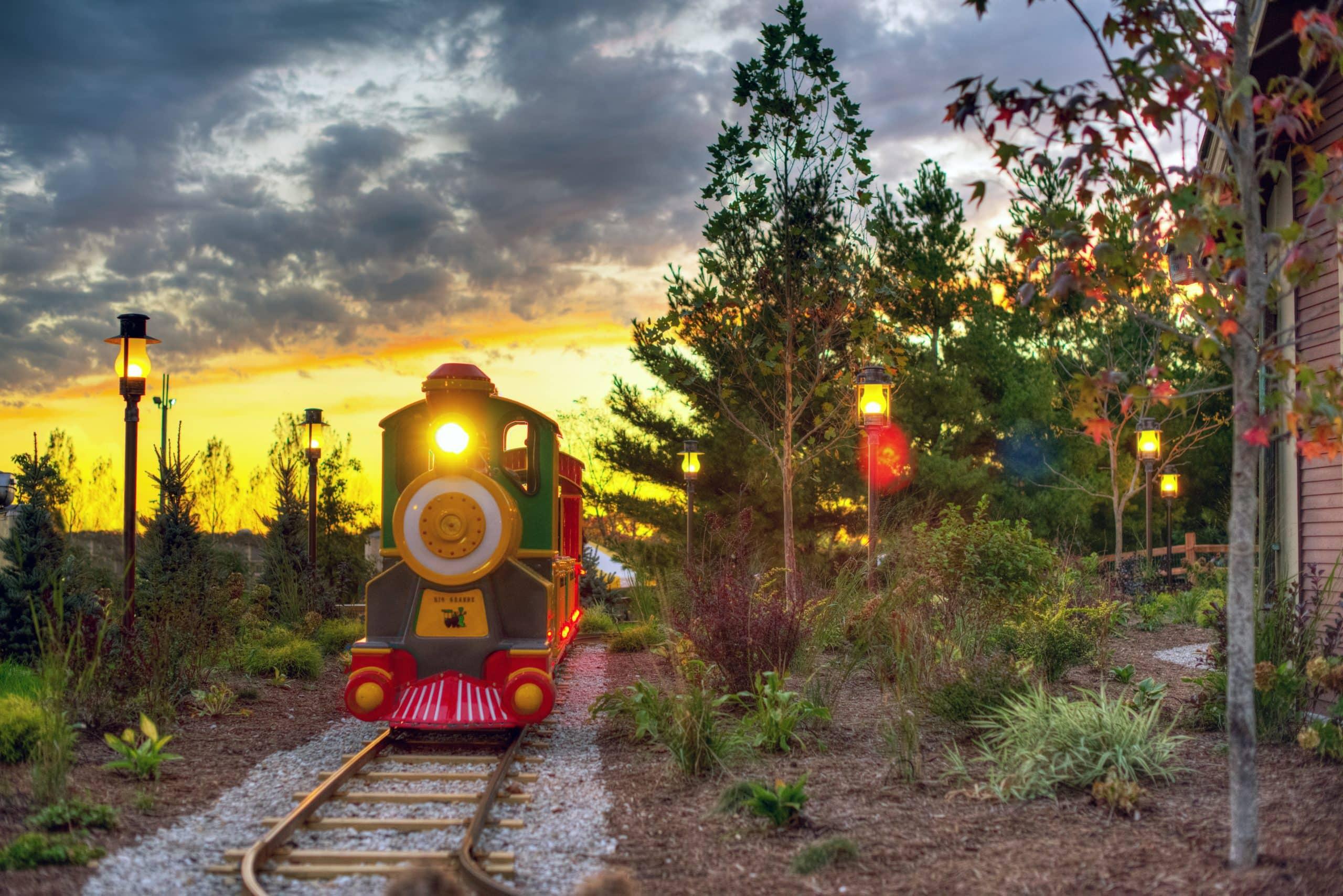 Best Kiddie Train in Illinois