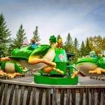 Flying Frog Ride at Bengtson Farm