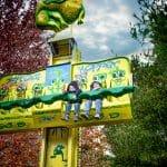 Frog Hopper Ride with Children